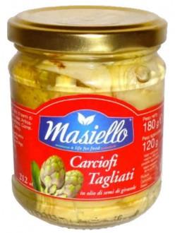MASIELLO CARCIOFI TAGLIATI GR.314