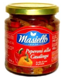 MASIELLO PEPERONI ALLA CASALINGA GR.314