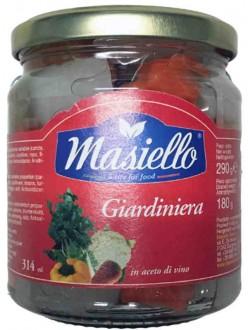 MASIELLO GIARDINIERA IN ACETO GR.314