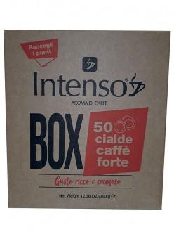 INTENSO CAFFE' FORTE CIALDE 50 PZ