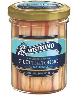 NOSTROMO FILETTI TONNO NATUR.GR.180