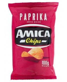 AMICA CHIPS PATAT.PAPRIKA GR.100