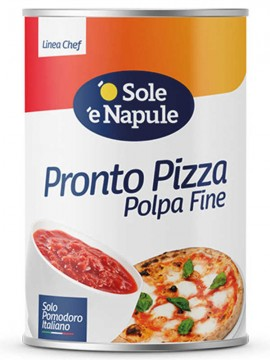 Ò SOLE E NAPULE POLPA PRONTO PIZZA GR.4050