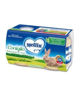 MELLIN OMOGENEIZZATI CONIGLIO GR80X2