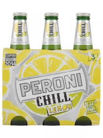 PERONI BIRRA CHILL LEMON CL.33X3