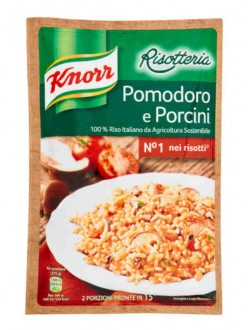 KNORR RISOTTO POM.FUNGHI PORC.GR.175