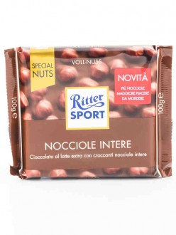 RITTER SPORT NOCCIOLA INTERE GR.100