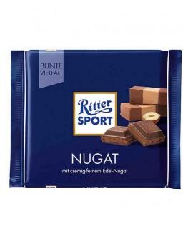 RITTER SPORT GIANDUJA NUGAT GR.100