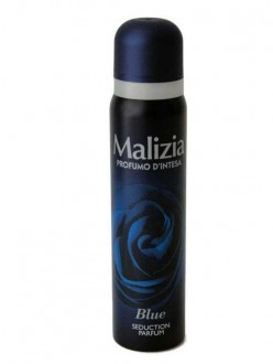 MALIZIA DEO SPRAY SEDUTION BLUE ML.100