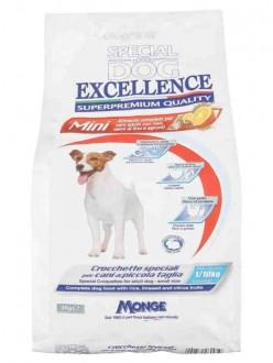 MONGE - SPECIAL DOG EX.S.PREMIUM MINI KG.3