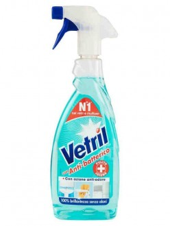 VETRIL ANTI-BATTERICO ML. 650