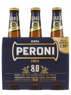 PERONI BIRRA FORTE CL.33X3