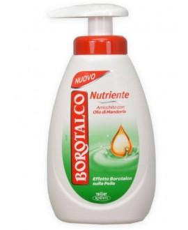 BOROTALCO SAPONE NUTRIENTE EROGAT.ML.250