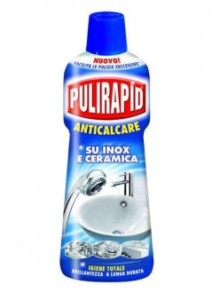 PULIRAPID ANTICALCARE INOX/CERAMICA ML.750