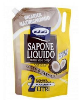 MIL MIL SAPONE RICAR. COCCO ML.2000