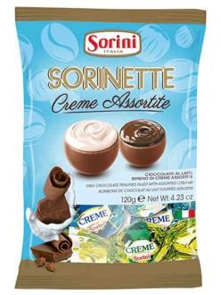 SORINI SORINETTE CREME ASS.GR.120 BS.