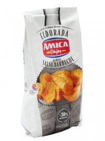 AMICA CHIPS ELDORADA OLD BARBECUE GR.130