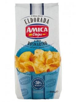 AMICA CHIPS ELDORADA ROSMARINO GR.130
