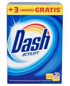 DASH REGOLARE 22+3 MISURINI GR.1625