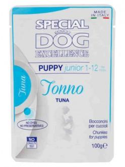 SPECIAL DOG PUPPY JUNIOR TONNO 100G