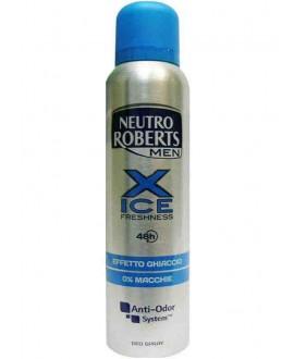 ROBERTS DEO SPRAY MEN X ICE ML.150