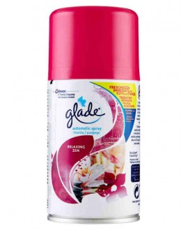 GLADE AUTOMATIC SPRAY RIC.RELAXING