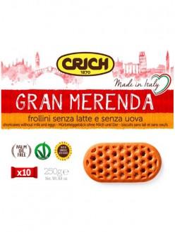 CRICH BISCOTTI GRAN MERENDA GR.250