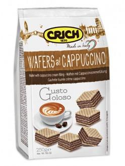 CRICH WAFERS CAPPUCCINO GR.250