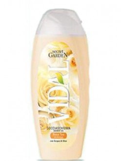VIDAL BAGNO SECRET ROSA TEA ML.500