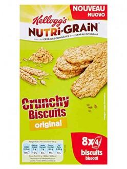 KELLOGG'S NUTRI-GRAIN CRUNCHY ORIGINAL GR352