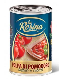 LA ROSINA POLPA DI POMODORO GR.400