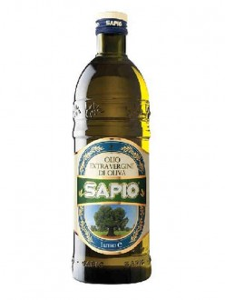 SAPIO OLIO EXTRAVERGINE DI OLIVA LT.1
