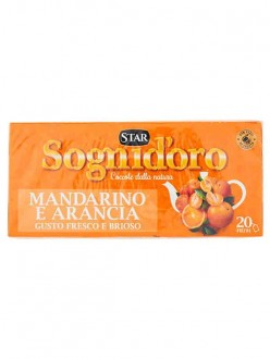 SOGNI D'ORO TISANA MANDAR/ARANCIA FL.20 GR.50