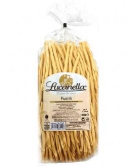 LUCANELLA FUSILLI SECCHI GR.500