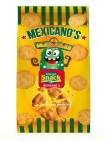 ALLEGRI SNACK MEXICANO' S BS GR.100