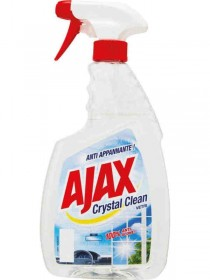 AJAX CRYSTAL CLEAN SPRAY ML.750