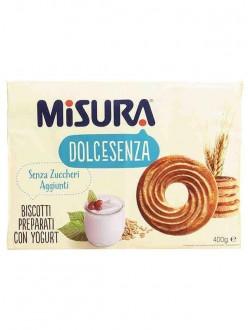 MISURA BISC.DOLCESENZA YOGURT GR.400