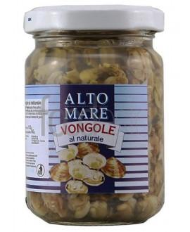 ALTOMARE VONGOLE AL NATURALE VASO GR.130