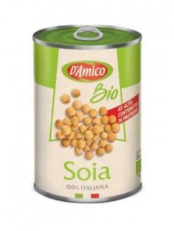 D'AMICO SOIA BIO LATT.GR.400