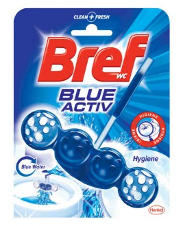 BREF WC POWER ACTIV BLU