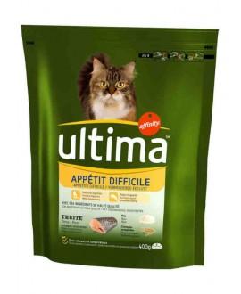 ULTIMA CAT APPETITO DIFFICILE GR.400