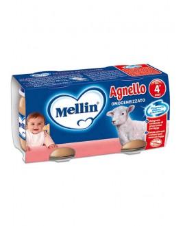 MELLIN OMOGENEIZZATI AGNELLO GR.80X2