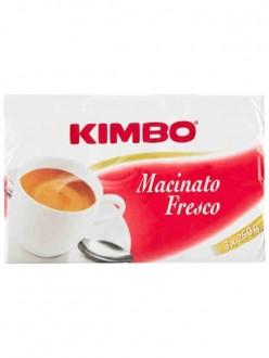 KIMBO CAFFE' MACINATO FRESCO 250X3