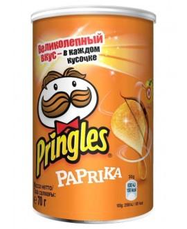 PRINGLES PAPRIKA GR.70