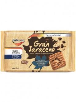 GALBUSERA FROLLINO AL GRANO SARACENO GR.260