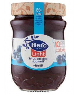 HERO CONFETTURA DIET MIRTILLI GR.280