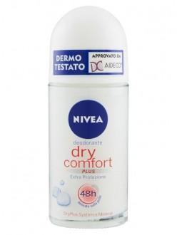 NIVEA DEO ROLL-ON DRY COMFORT ML50