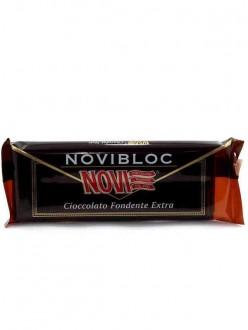 NOVI CIOCC.NOVIBLOC FONDENTE EXTRA GR.150