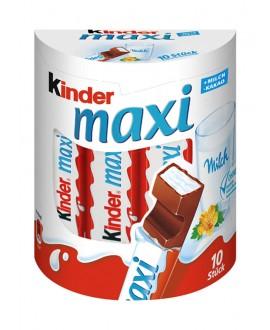 KINDER MAXI BARRETTE GR.210 T10