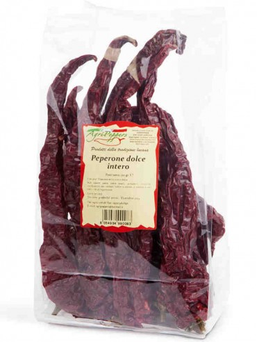 AGRIPEPPERS PEPERONE SECCO INT.DOLCE 100 GR